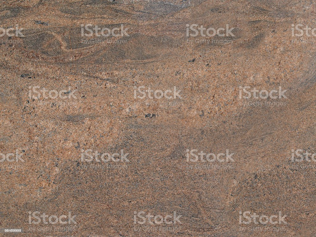 Rusty Colored Marbled Grunge Texture royalty-free stock photo