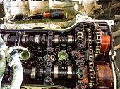 istock rusty dusty vehicle engine parts 1161359981