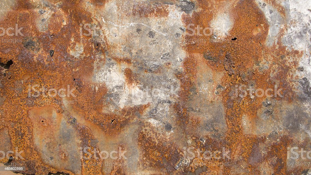 Rusty Grunge Background royalty-free stock photo