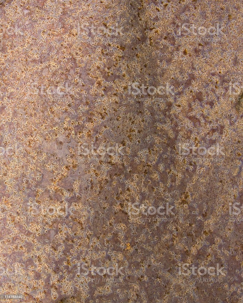Rusty grunge metal background royalty-free stock photo