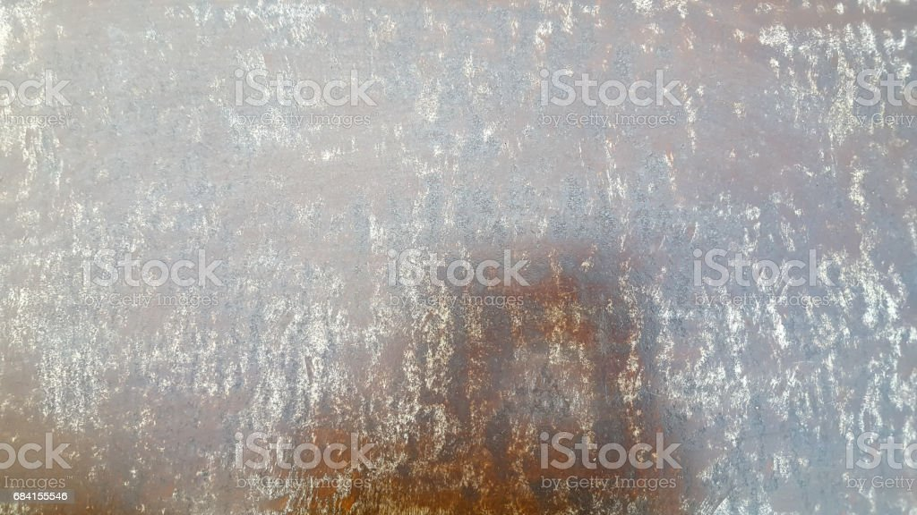 Rusty iron surface. May be used aas background or texture. foto stock royalty-free
