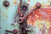 Rusty Lever