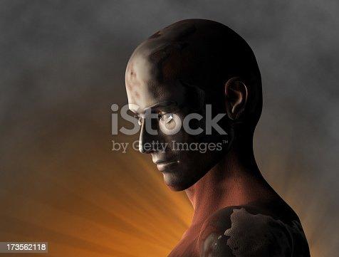 istock Rusty man 173562118