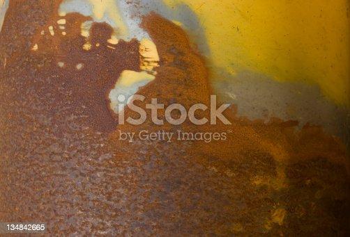 istock Rusty Metal Background 134842665