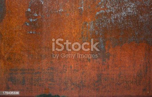 istock Rusty Metal Background 175405336