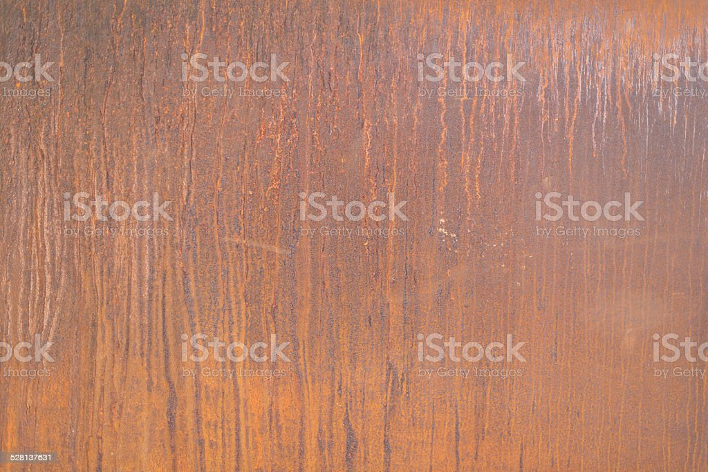 Rusty Metal Background stock photo