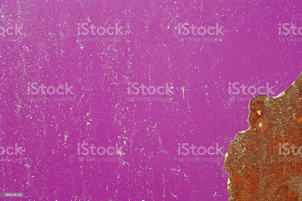 Rusty metal grunge background royalty-free stock photo