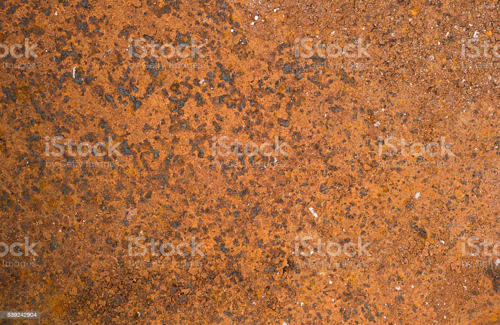 rusty metal leaf for text textured background royalty-free stock photo