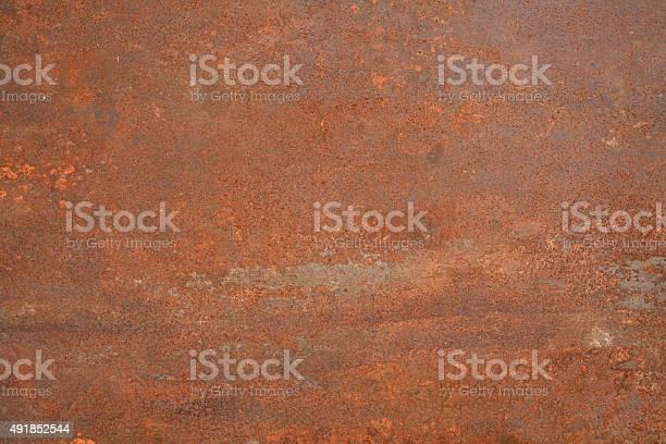 Photo of rusty metal