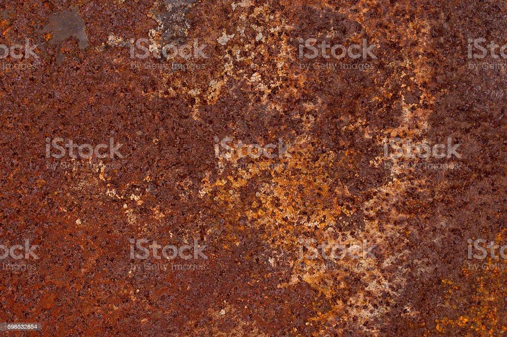 rusty en métal  photo libre de droits