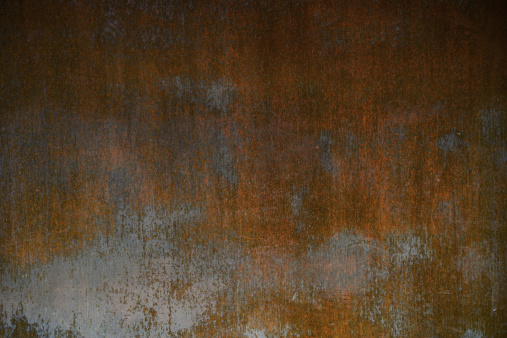 rusty steel. Great for background.