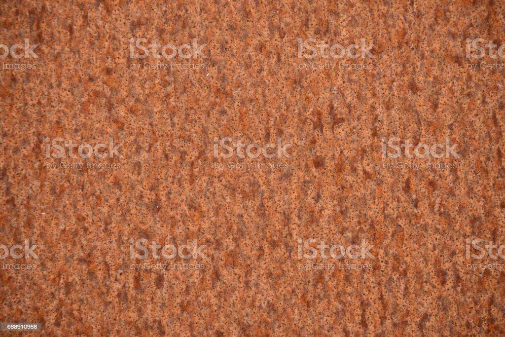 Rusty metal sheet stock photo