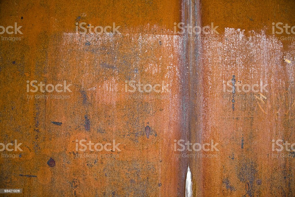 rusty metal structure royalty-free stock photo