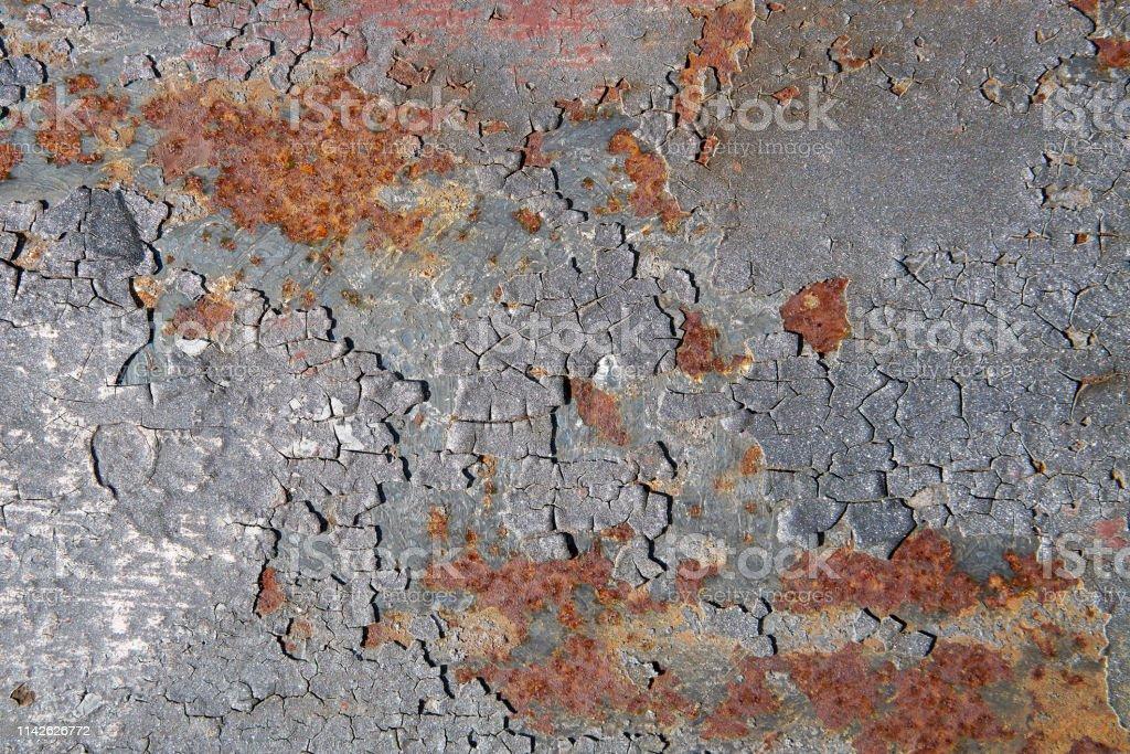 Rostige Metalloberfläche – Foto