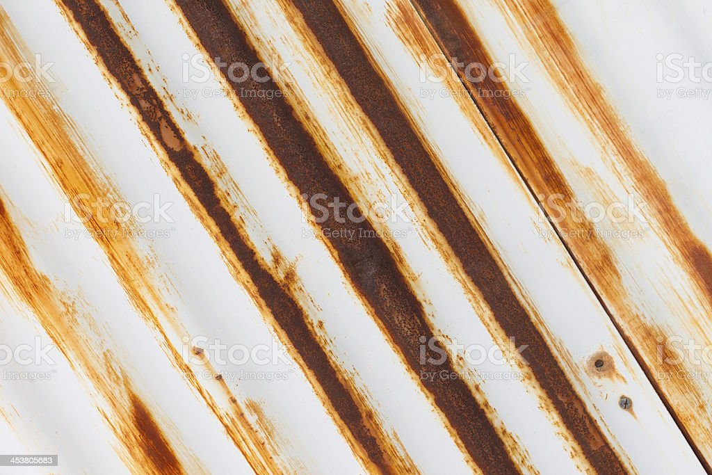 Rusty metal texture, background. royalty-free stock photo