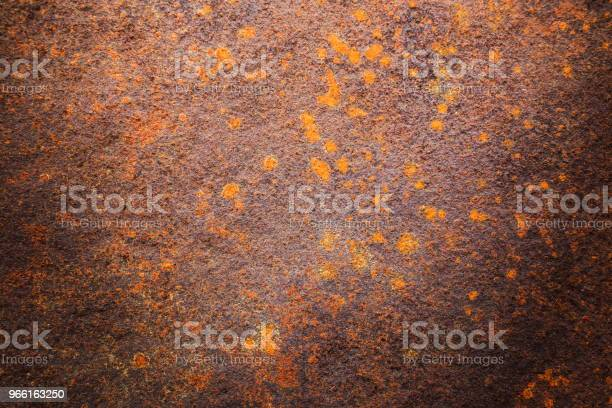 Rusty Metal Texture Or Rusty Metal Background For Interior Exterior Decoration And Industrial Construction Concept Design Rusty Metal Is Caused By Moisture In The Air — стоковые фотографии и другие картинки Абстрактный