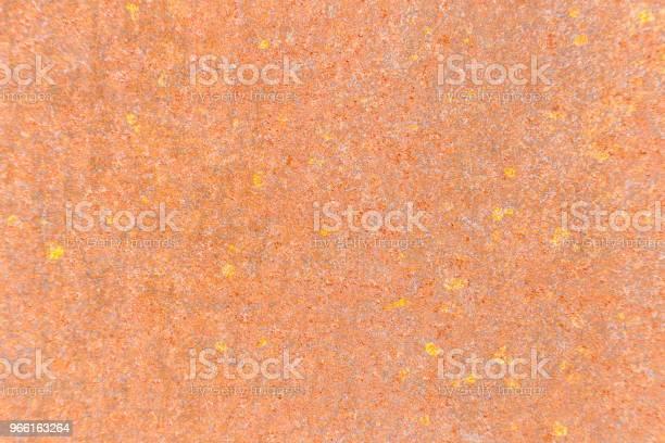 Rusty Metalen Textuur Of Roestige Metalen Achtergrond Voor Interieur Exterieur Decoratie En Conceptontwerp Van Industriële Bouw Roestig Metaal Wordt Veroorzaakt Door Vocht In De Lucht Stockfoto en meer beelden van Abstract