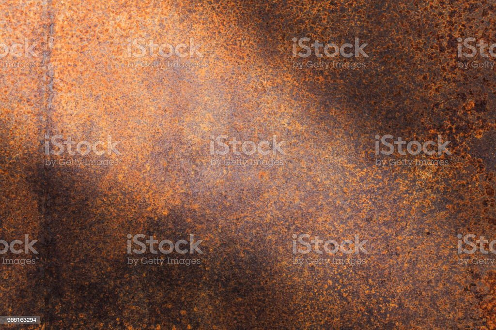 Rusty metal texture or rusty metal background for interior exterior decoration and industrial construction concept design. rusty metal is caused by moisture in the air. - Стоковые фото Абстрактный роялти-фри