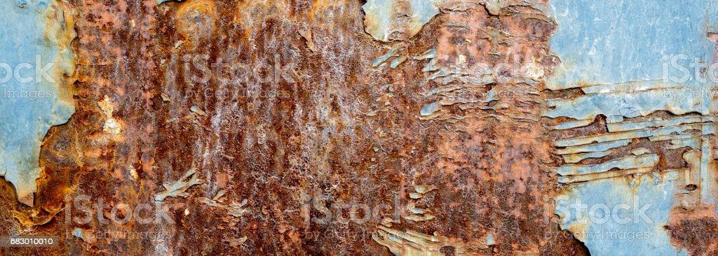 Rusty metal texture foto de stock royalty-free