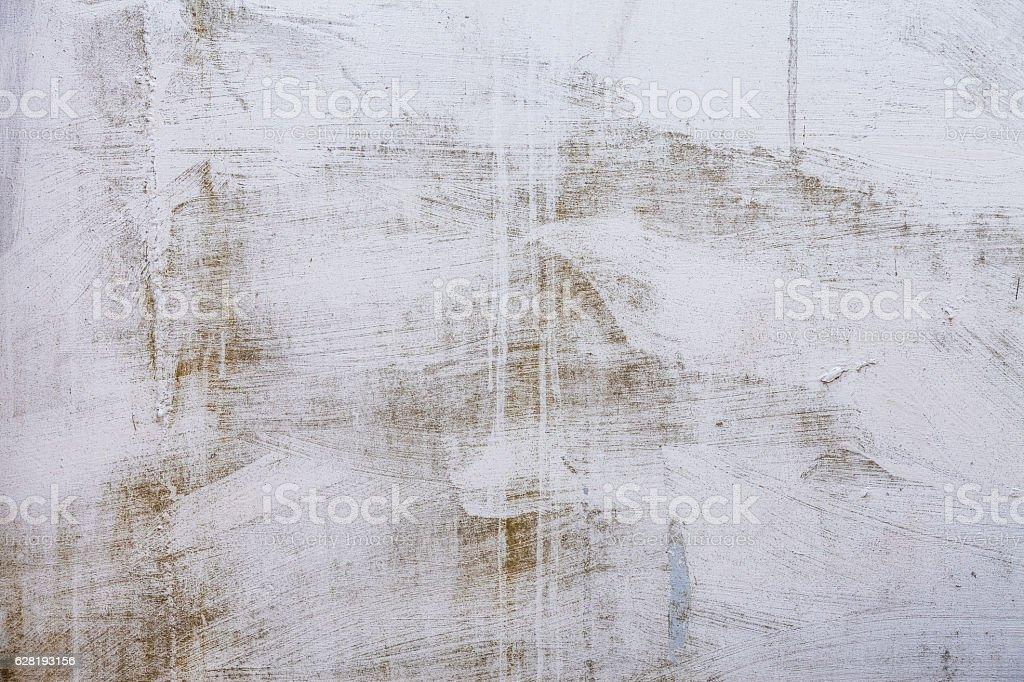 Fondo de pared de metal oxidado - foto de stock