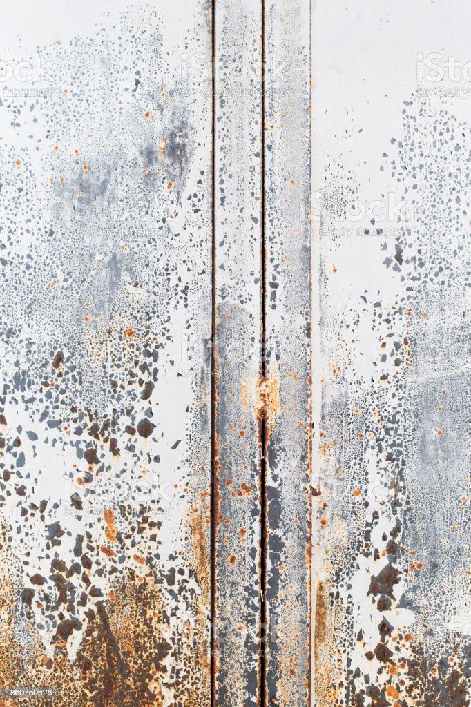 Rusty Metallic Frame Texture Background Stock Photo & More Pictures ...