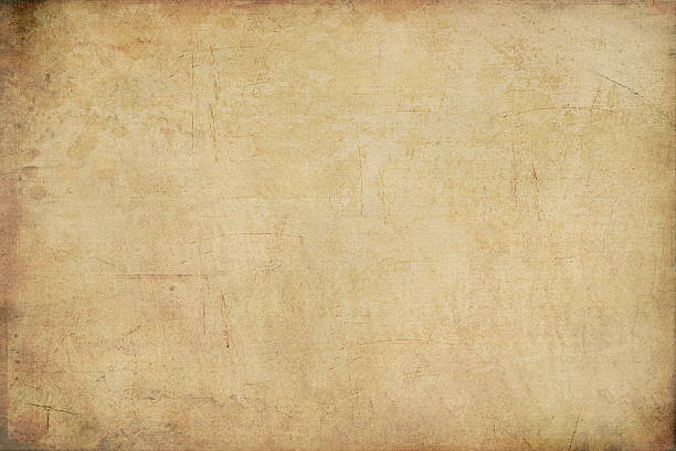Rusty Old Paper Highly detailed 16 Mpxl Top Quality Jpeg image of a flat aged fibered paper.  papyrus paper stock pictures, royalty-free photos & images