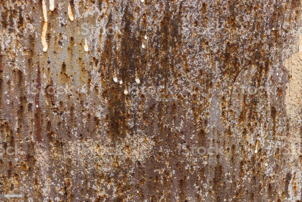 Rusty old surface abstract background royalty-free stock photo