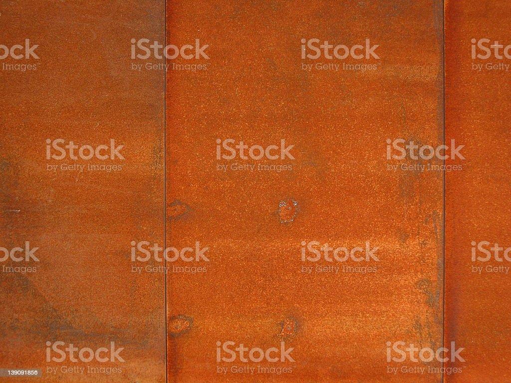 rusty panels royalty-free stock photo