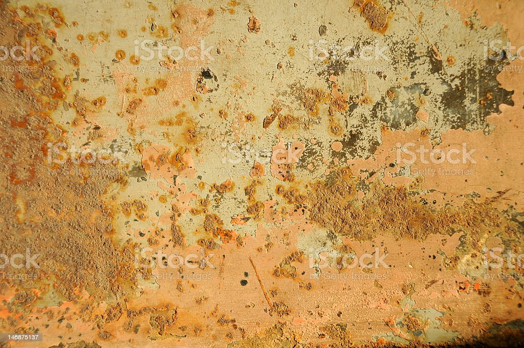 rusty pattern and background stock photo