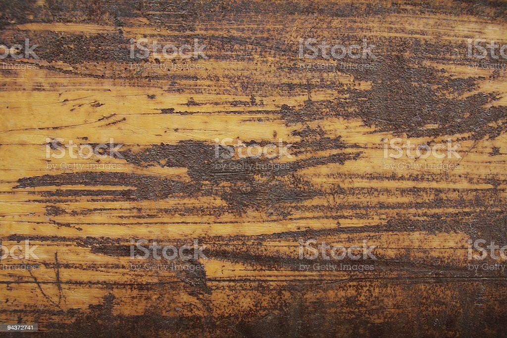 Rusty Pattern Background 3 royalty-free stock photo
