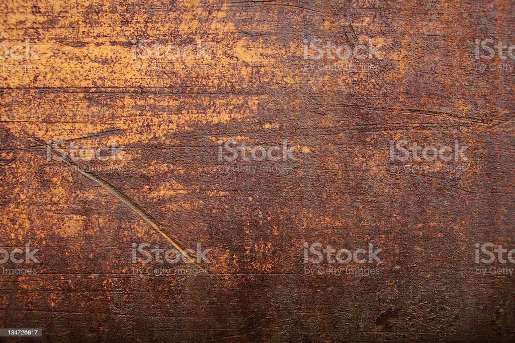 Rusty Pattern Background Series royalty-free stock photo
