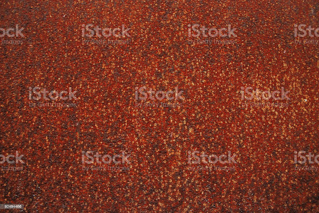 rusty red metal texture royalty-free stock photo