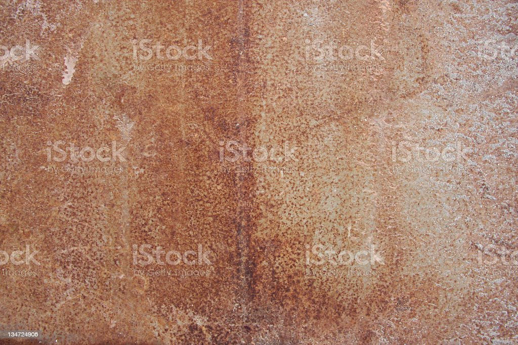 Rusty Sheet Background Series royalty-free stock photo