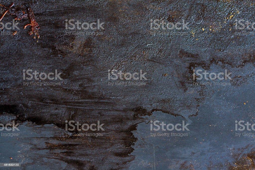 Rusty sheet metal; HIGH RES stock photo