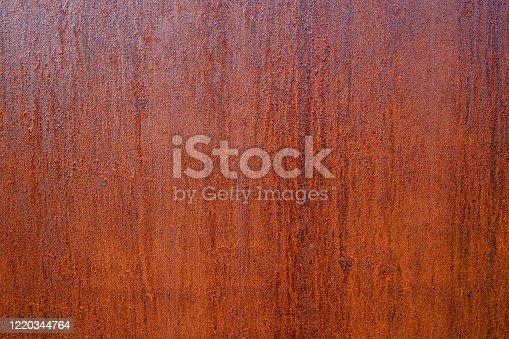 Rusty Sheet Metal textured background