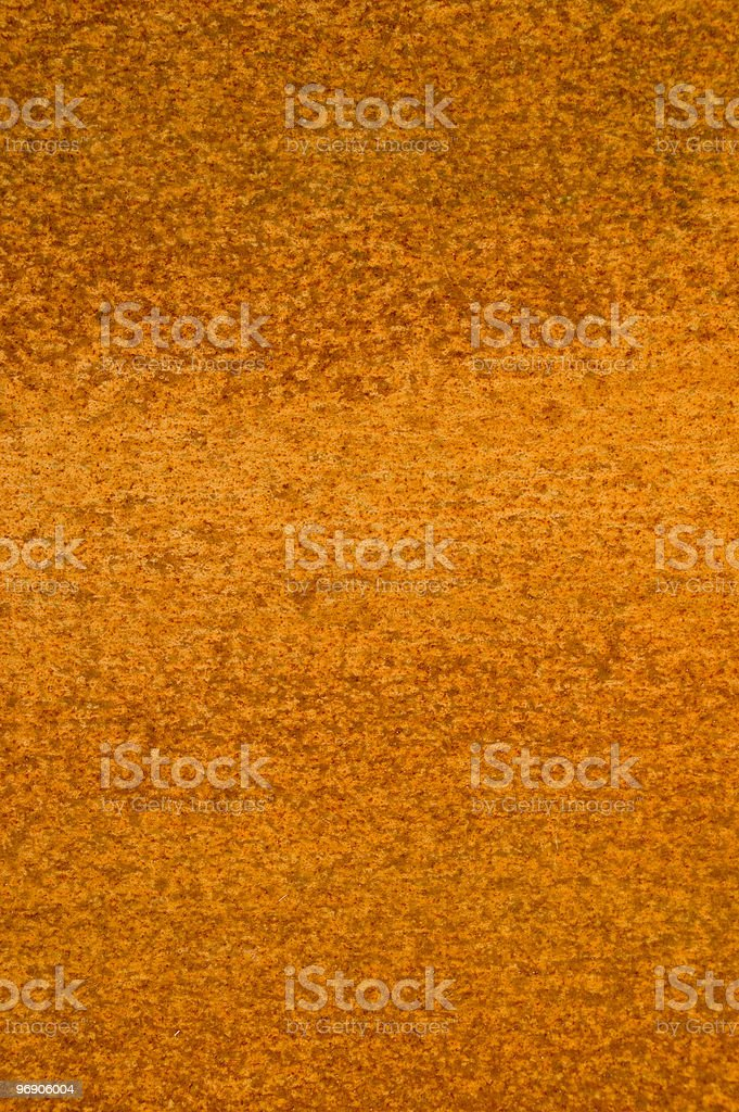 Rusty steel plate royalty-free stock photo