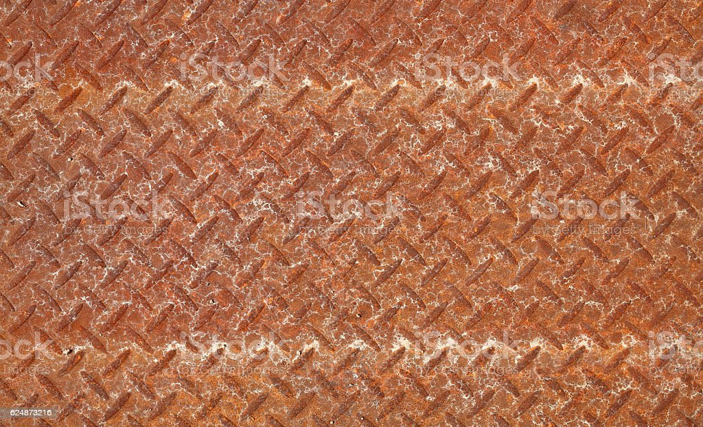 rusty steel plate texture background stock photo