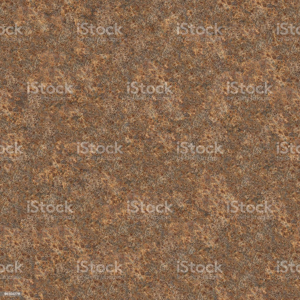 Rusty steel seamless composable pattern royalty-free stock photo