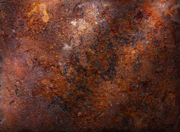 Rusty texture background stock photo