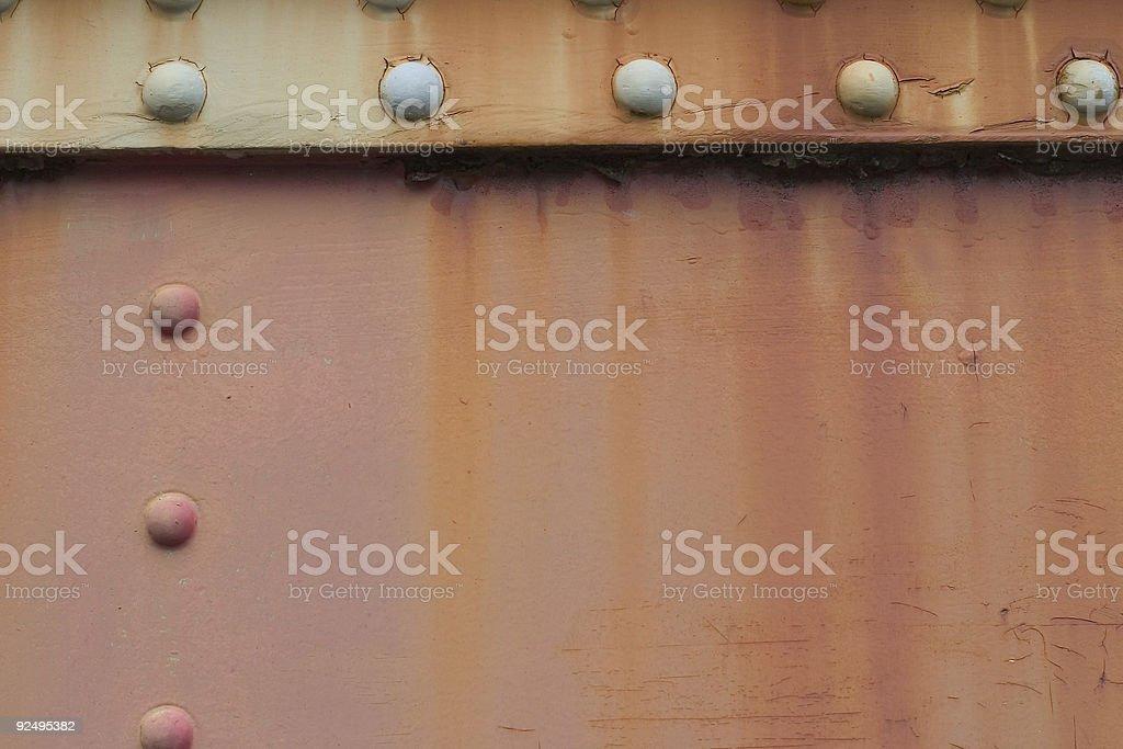 Rusty Train royalty-free stock photo