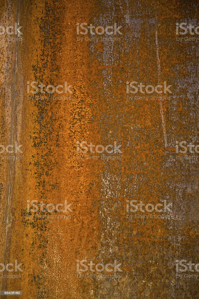 rusty wall background royalty-free stock photo