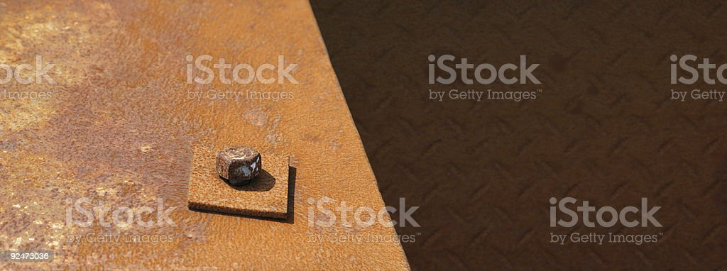 XL-rostige Metall-background5 Lizenzfreies stock-foto