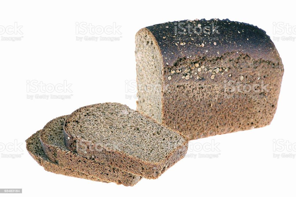 라이 식빵 - 로열티 프리 0명 스톡 사진