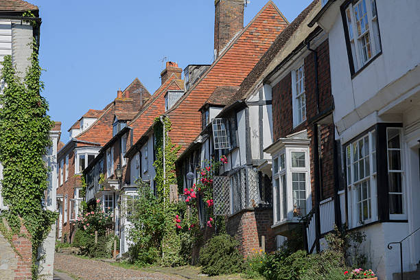 rye - east sussex stockfoto's en -beelden