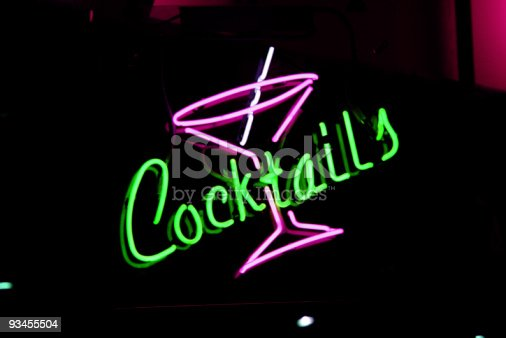 istock 1950's Cocktails 93455504