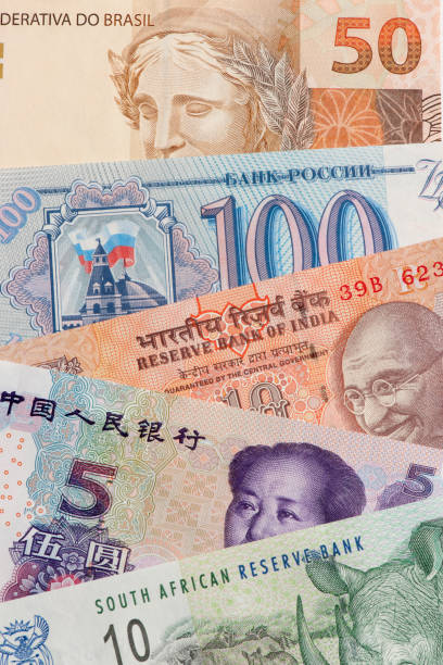 BRIC's countries bank notes