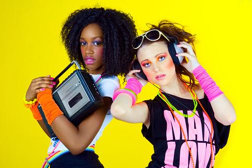 80's Disco Chicks