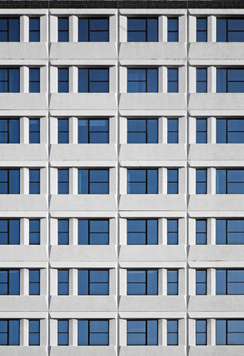 Late Twentieth Century corporate architecture.Please see the following lightboxes for more