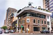 WWF's Green Building in Johannesburg