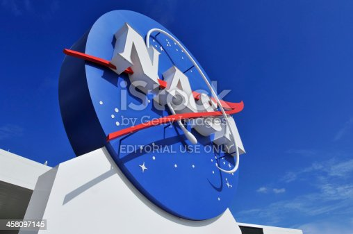 istock NASA's Logo 458097145